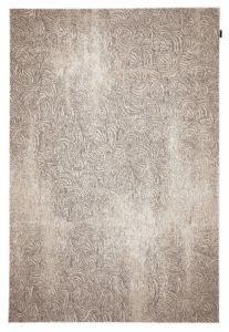 Desso Vloerkleed  Silhouettes Curve Donkerblauw 8521 Rechthoek - 200 x 300 cm