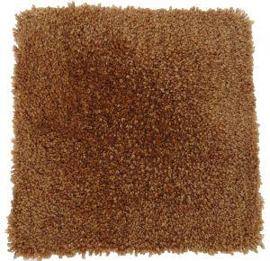Wollen Vloerkleed Copper bruin Moods Moritz - Perletta