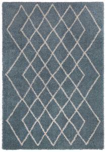 Mint Rugs Allure Blue Cream  103777
