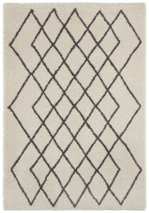Mint Rugs Allure Cream Grey 103776
