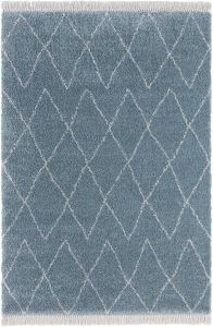 Mint Rugs Desire Blue Cream 103322