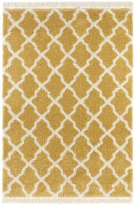 Mint Rugs Desire Gold Cream 103325