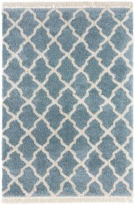 Mint Rugs Desire Blue Cream 103326