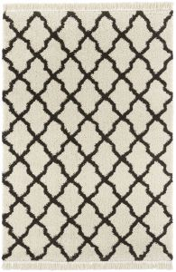 Mint Rugs Desire Cream Darkbrown 103328