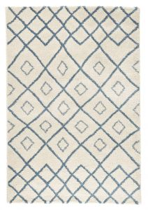 Mint Rugs Eternal blue, cream 102580