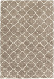 Mint Rugs Grace brown Cream 102744