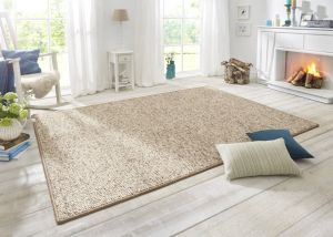 Vloerkleed Wolly Beige Brown 102842 BT Carpet