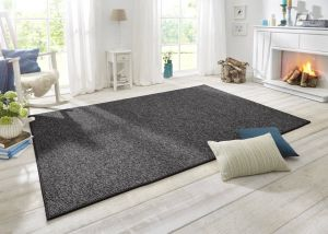 Vloerkleed Wolly Anthracite 102839 BT Carpet