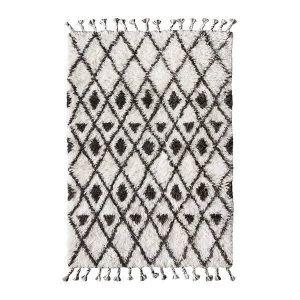 HK living vloerkleed hand knotted woolen berber 120x180cm