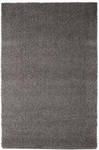 Shaggy Hoogpolig vloerkleed Grijs Albenga 74 - Interieur05