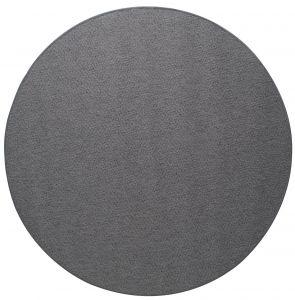 Vloerkleed Rond Sabang Zilver/Grijs - Tafel Vloerkleed
