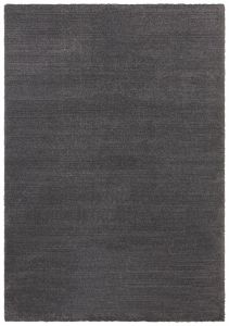 Vloerkleed GLOW  Anthracite - ELLE DECOR