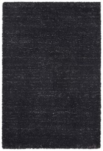 Vloerkleed PASSION  Anthracite Black   - ELLE DECOR