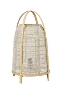 Tafellamp 34x60 cm Jacinto Naturel Light & Living