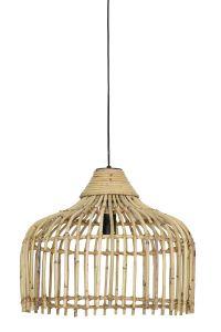 Light and Living Hanglamp Ø50x40 cm ASPELLI rotan naturel