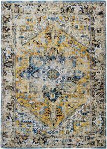 The Antiquarian Heriz Collection Amir Gold 8704 - Louis de Poortere