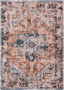 The Antiquarian Heriz Collection Seray Orange 8705 - Louis de Poortere