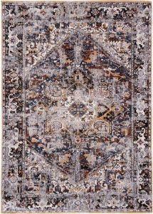 The Antiquarian Heriz Collection Divan Blue 8707 - Louis de Poortere