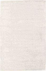 Vloerkleed Silky Touch tapijt Wit Hoogpolig