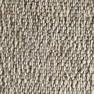 Vloerkleed Wol Wit Gravel 102 - Perletta