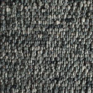 Vloerkleed Wol Grijs Gravel 338 - Perletta