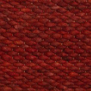 Wollen vloerkleed Rood Limone 010 - Perletta