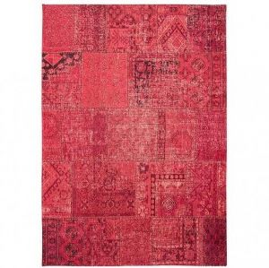 The Khayma Farrago Collection 8782 Mirage Red - Louis de Poortere