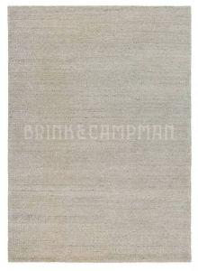 Wollen Vloerkleed Yeti 51004 Lichtgrijs - Brink en Campman