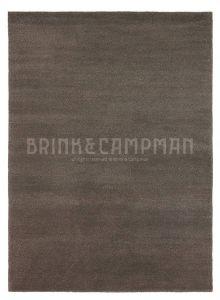 Wollen Vloerkleed Yeti 51005 Donkergrijs - Brink en Campman