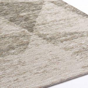 Vloerkleed Geometrics Coates Grey - Brinker