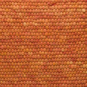 Vloerkleed Wol Oranje Salsa 022 - Perletta