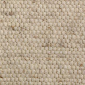 Vloerkleed Wol Wit Beige Salsa 001 - Perletta