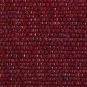 Vloerkleed Wol Bordeaux Rood Salsa 091 - Perletta
