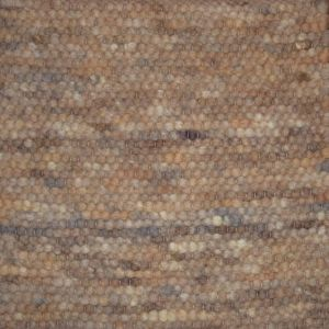Vloerkleed Wol Bruin Salsa 162 - Perletta