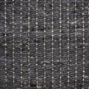 Wollen Tapijt Antraciet Blauw Savannah 034 - Perletta
