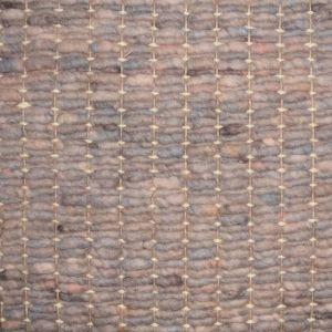 Wollen Tapijt Grijs Bruin Savannah 371 - Perletta