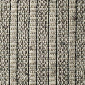 Wollen Vloerkleed Wit Grijs Argon 003 - Perletta