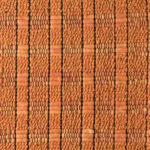Wollen Vloerkleed Oranje Krypton 003 - Perletta