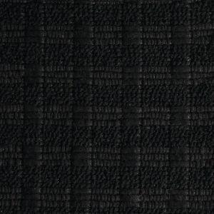 Wollen Vloerkleed Zwart Krypton 003 - Perletta