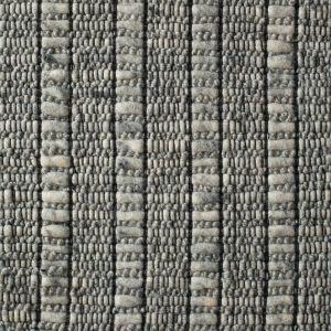 Wollen Vloerkleed Grijs Argon 132 - Perletta
