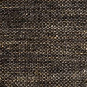 Wollen Vloerkleed Antraciet Spot 038 - Perletta