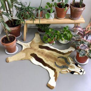 Kinderkamer Vloerkleed Springbok - Doing Goods