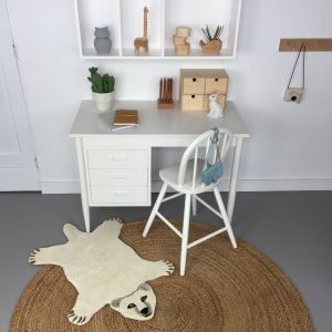 Kinderkamer Vloerkleed IJsbeer - Doing Goods