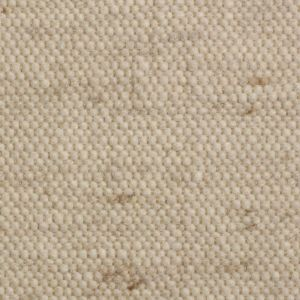 Wollen Vloerkleed Wit Beige Bellamy 001 - Perletta