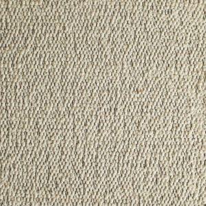 Wollen Vloerkleed Wit Scrolls 100 - Perletta