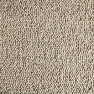 Wollen Vloerkleed Wit Scrolls 102 - Perletta