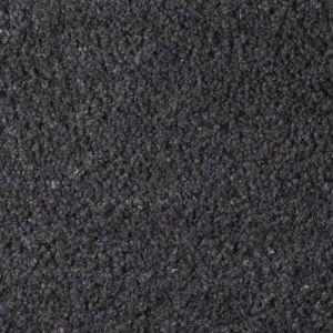 Wollen Vloerkleed Antraciet Blauw Pixel 034 - Perletta