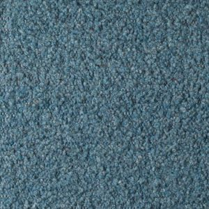 Wollen Vloerkleed Blauw Pixel 153 - Perletta