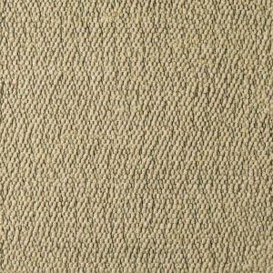 Wollen Vloerkleed Licht Geel Scrolls 124 - Perletta