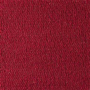 Wollen Vloerkleed Rood Scrolls 319 - Perletta